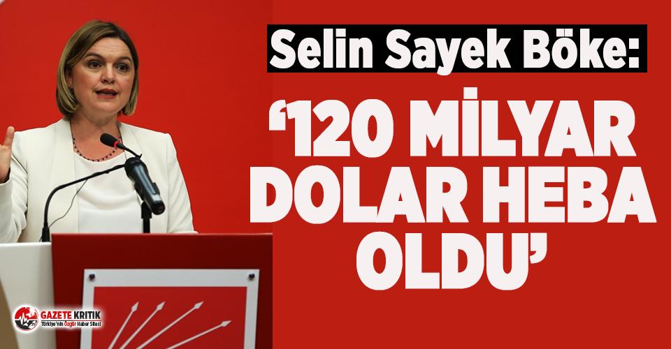 CHP'li Selin Sayek Böke, dövizle birlikte artan dış borç miktarını açıkladı