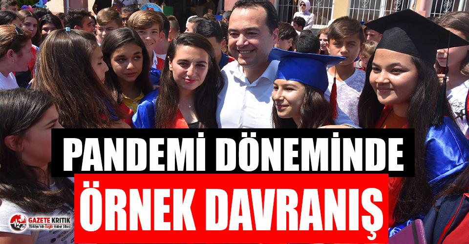 CHP'li başkanın ve 3 belediye başkan yardımcısının maaşları 30 öğrenciye burs oldu
