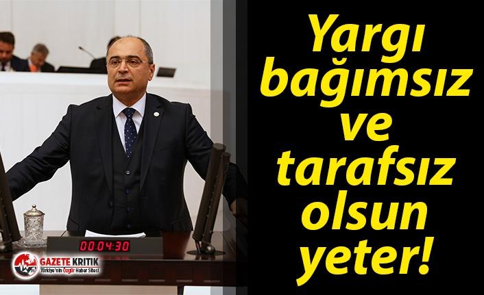 CHP'li Aydoğan,  Kırbayır dosyası için çağrıda bulundu: Yargı bağımsız ve tarafsız olsun yeter!