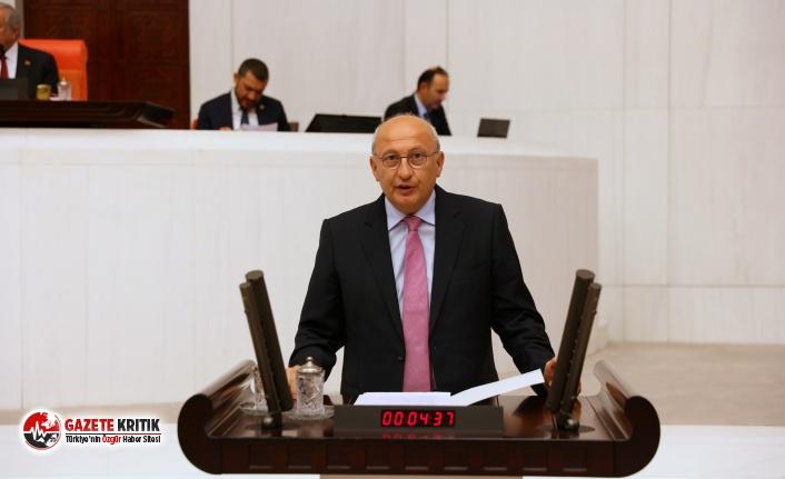 """CHP'li Utku Çakırözer: """"Yaptırımların faydası yok, Türkiye'yi AB'den uzaklaştırır"""""""