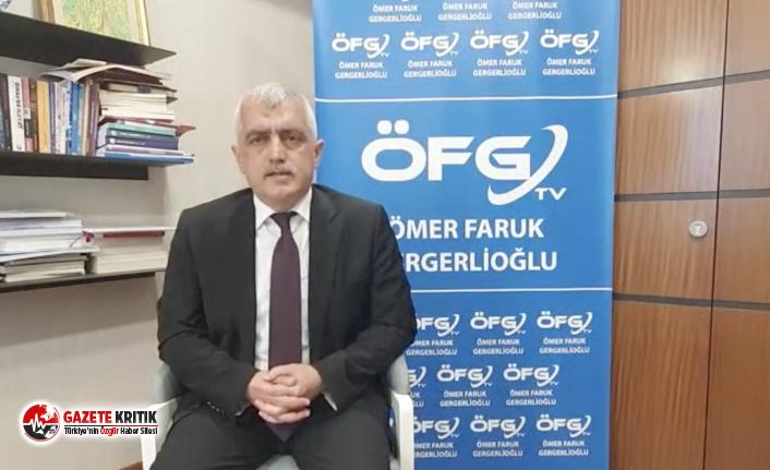 Dr. Gergerlioğlu: Türkiye'de her kesime nefret temelli saldırılar, gözaltında işkenceler devam etmektedir.