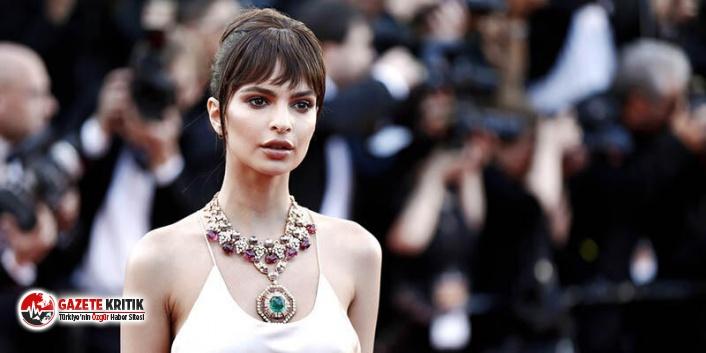 Dünyaca ünlü model Emily Ratajkowski: Dağ evindeki çekimde tacize uğradım