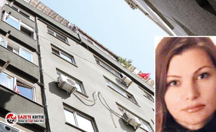 Eski jimnastikçi ve aerobik hocasının 7. katın balkon demirlerinde akrobasi yaparken düştüğü iddia edildi