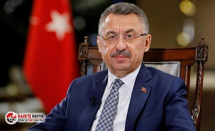Fuat Oktay açıkladı: 25 Eylül'den itibaren Anadolu'dan KKTC'ye yeniden su verilecek