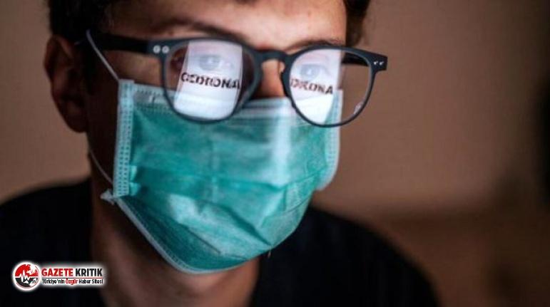 Gözlük takanlara 5 kat daha az koronavirüs teşhisi konuluyor