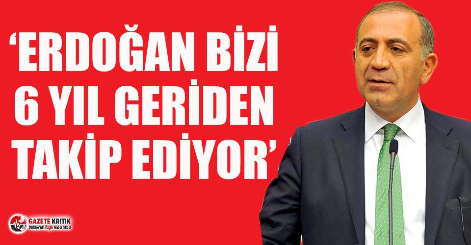 Gürsel Tekin'den Erdoğan'a 'internetten üyelik' yanıtı!