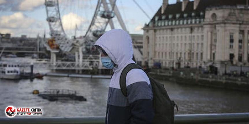İngiltere'de Kovid-19 salgınında  son 4 ayın en yüksek vaka sayısı tespit edildi