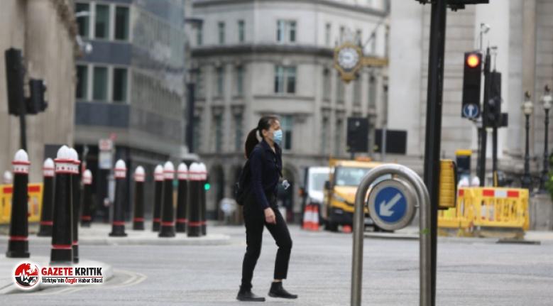İngiltere'de son 24 saatte 6 bin 42 Kovid-19 vakası görüldü