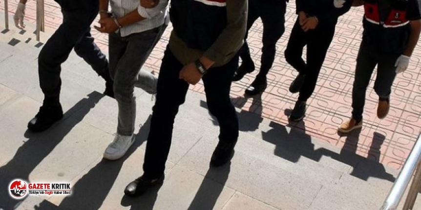 İstanbul merkezli 34 ilde FETÖ operasyonu! 94'ü tutuklandı