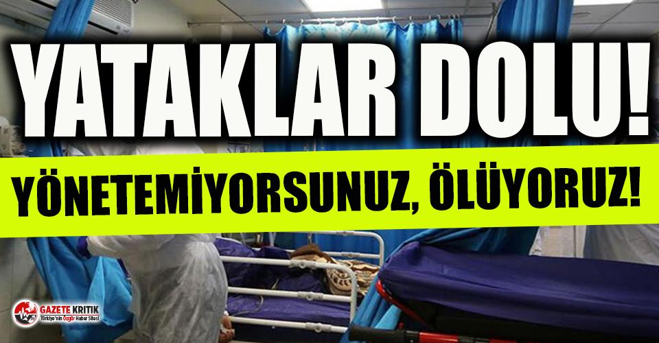 İstanbul Tabip Odası Başkanı: 'Salgın tsunami gibi üzerimize geliyor'