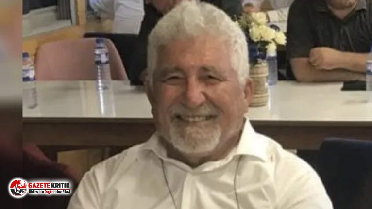 İYİ Partili Ali Demiray, koronavirüs nedeniyle hayatını kaybetti