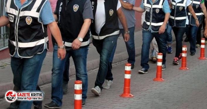 İzmir merkezli FETÖ operasyonunda 21 tutuklama!