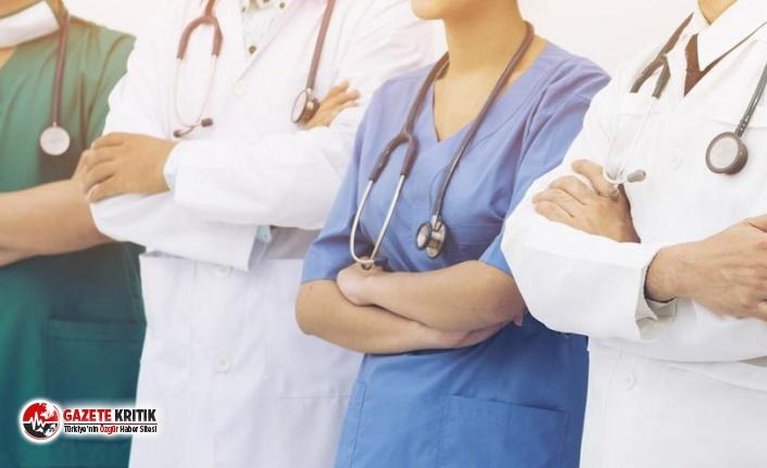 Kamu Personeli Danışma Kurulu'nda gündeme geldi: Sağlık personeline salgın tazminatı verilsin ve ücretleri artırılsın