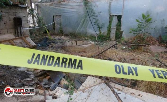 Kayıp çiçekçi Baz'ın su kuyusunda cesedi bulundu