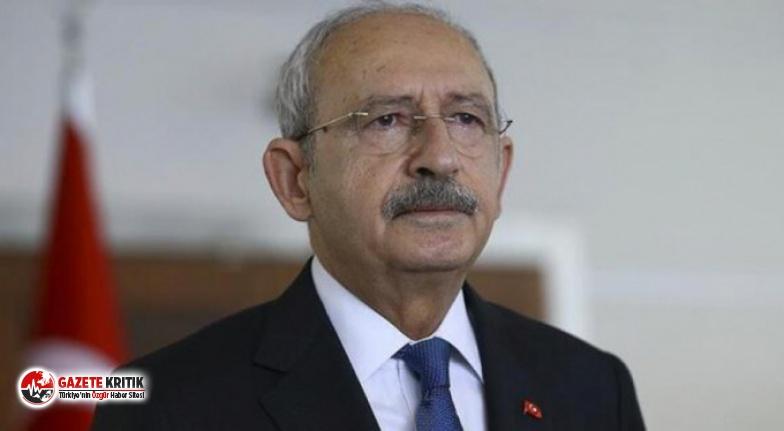 Kemal Kılıçdaroğlu'ndan şehit olan Kızılay personeli için taziye mesajı