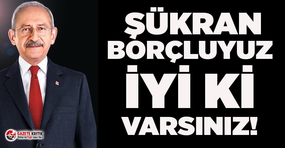 Kılıçdaroğlu'ndan Bahçeli'nin hedef aldığı Türk Tabipleri Birliği'ne destek!