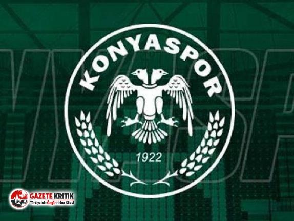 Konyaspor yeni teknik direktörünü açıkladı