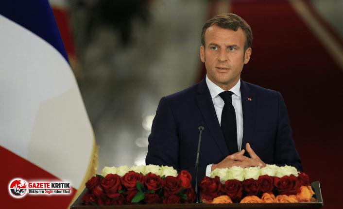 Macron: Saf değiliz ama Türkiye ile iyi niyetle yeniden ilişki kurmak istiyoruz