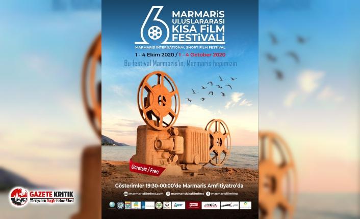 Marmaris'te Kısa Film Coşkusu Başlıyor