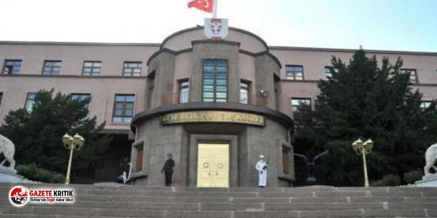 MSB personeli, Kovid-19 tedavisi gördüğü hastanede hayatını kaybetti
