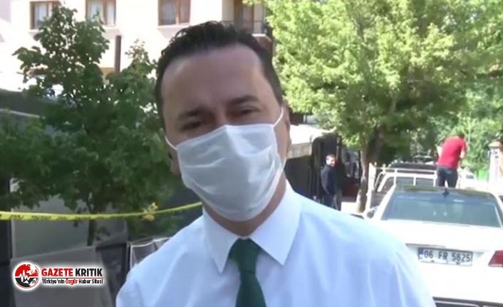 NTV Cumhurbaşkanlığı muhabiri Koronavirüs'e yakalandı