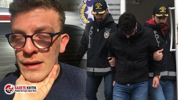 Otizmli genci darp eden Okan Metin'e 'hafifletici nedenler'den 6 ay hapis cezası!