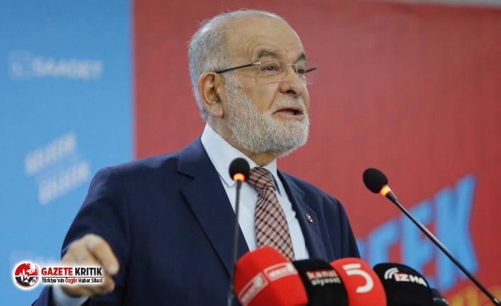 Saadet lideri Karamollaoğlu: Ermenistan haksız ve hukuksuz saldırılarından vazgeçmelidir