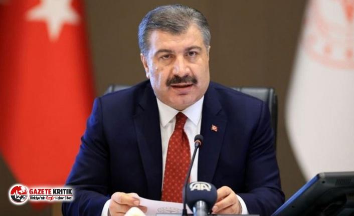 Sağlık Bakanı Koca'dan İstanbul'daki Covid-19 vakalarına ilişkin açıklama