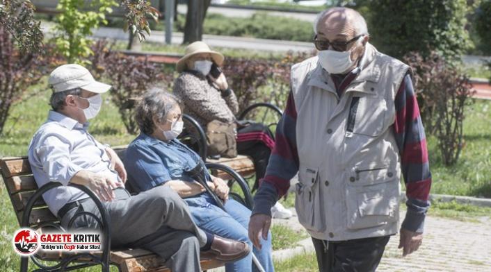Samsun'da 65 yaş ve üzeri yurttaşlara kısıtlama getirildi