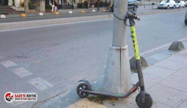 Scooter'da uyulması gereken yeni kurallar belirlendi!