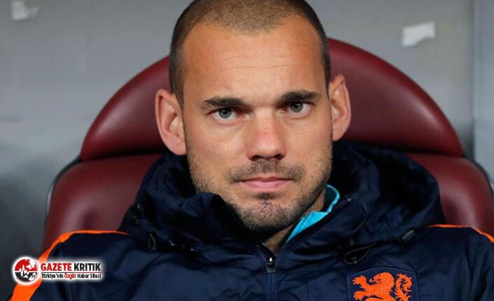 Sneijder'in Türkiye paylaşımı heyecan yarattı