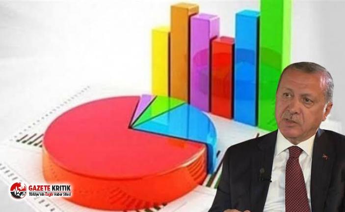 """Son 15 ayda yapılan 57 anketin ortalamasında dikkat çekici sonuçlar!  """"Erdoğan ve Cumhur İttifakı gidici"""