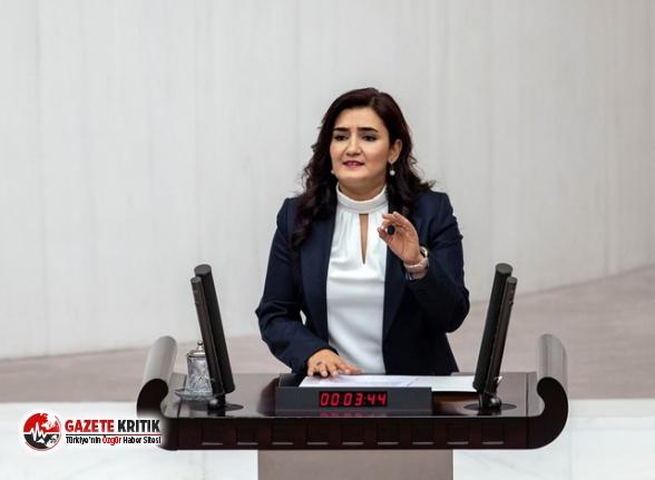 """""""Topuklu Efe"""" Özlem Çerçioğlu'na İzmir'in CHP'li kadın Milletvekili Av. Sevda Erdan Kılıç'tan tam destek"""