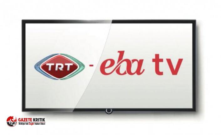 TRT EBA TV'de çocuklara şeytan ve cin anlatıldı