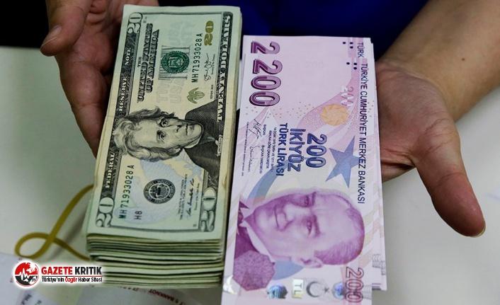 Türk lirası eriyor; dolar 7.77 TL'yi aştı, euro yeniden 9 TL'nin üzerinde, sterlin artık çift hanede!