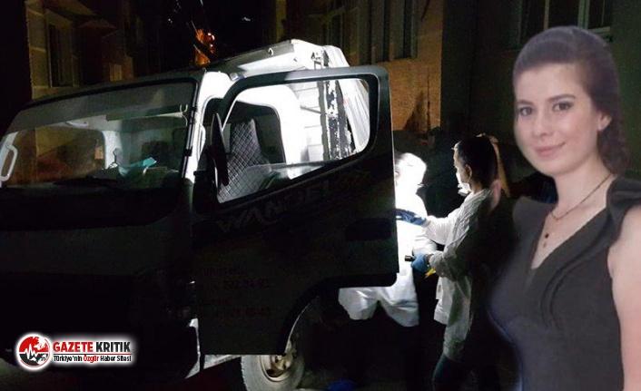 Üniversiteli Eda'nın öldüğü kazada kamyonet sürücüsü bir gün önce işe başlamış