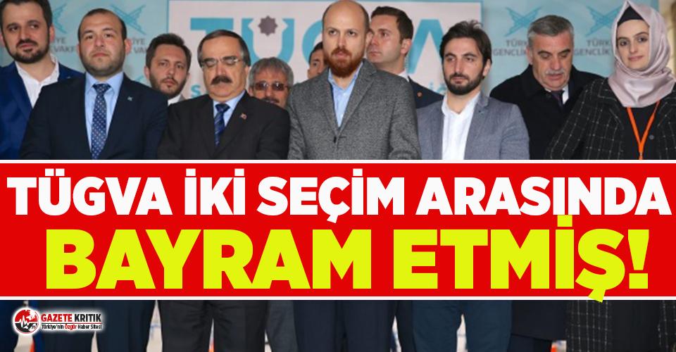50 milyon TL'lik bina iki seçim arasında TÜGVA'ya 30 milyon liraya satılmış