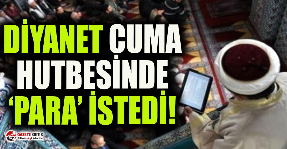 6 bakanlığı geride bırakan bütçeye sahip Diyanet vatandaşlardan para istedi!