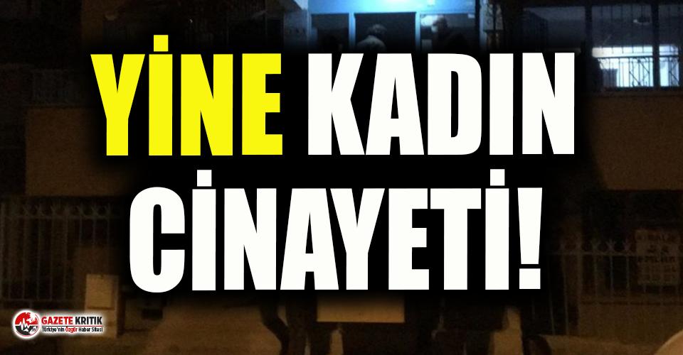 Adana'dan Çankırı'ya gelerek çilingirle girdiği evde eski eşini öldürdü