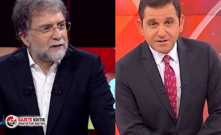 Ahmet Hakan'dan Fatih Portakal hakkında çok konuşulacak sözler!