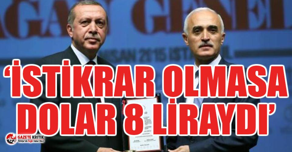 AKP'li Opak'ın sözleri sosyal medyada gündem oldu!