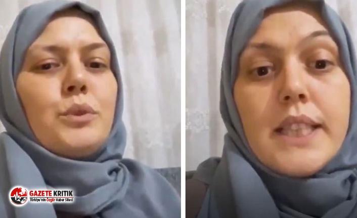 """AKP üyesi kadın isyan etti: """"Öyle pislikler dönüyor ki artık utanıyorum"""""""