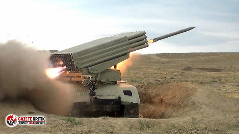 Azerbaycan: Ermeni güçler elektrik santralimize roket saldırısı düzenledi