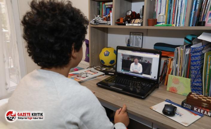 Buca'nın Dijital Dershanesi'ne Yoğun Talep