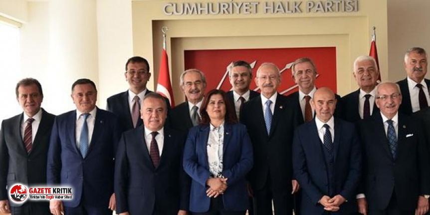 """CHP'den partili belediye başkanlarına talimat: """"Elimizi taşın altına koyuyoruz"""""""