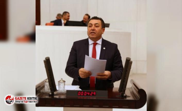 CHP'li Alban'ın Muğla'nın çeşitli sorunlarıyla ilgili verdiği soru önergelerine iktidardan yanıt gelmedi
