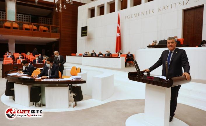 """CHP'li Ayhan Barut: """"Çiftçiler için destek paketi hazırlayın"""""""