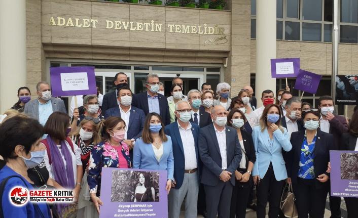 """CHP'li Bankoğlu: """"Her gün bir başka yerden """"Canlarımıza kıymayın"""" diyen anaların çığlıkları yükseliyor."""""""
