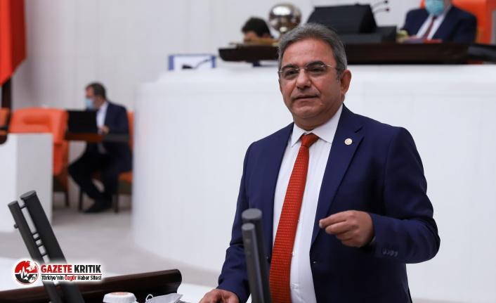 """CHP'li Budak: """"Ulaştırma Bakanlığı mavi bayraklı plaja akaryakıt iskele tesisi kuracak"""""""