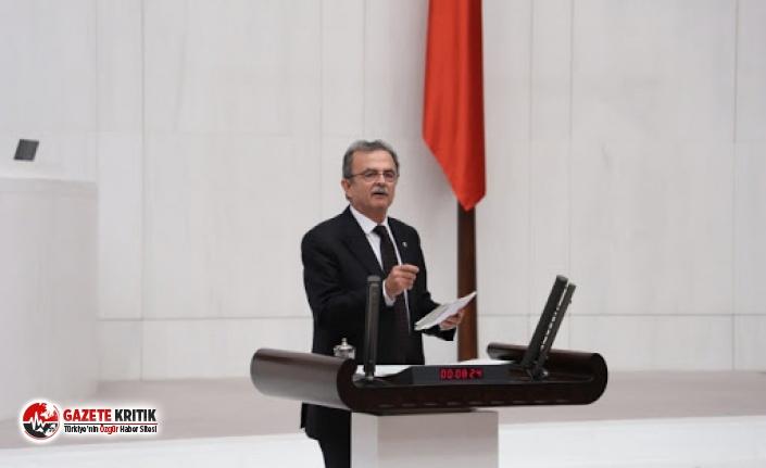 """CHP'li Girgin: """"Tek adam rejimi bütün siyaseti Saray'ın bekasına, şirketlerin çıkarlarına indirgedi"""""""
